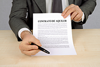 contrato alquiler
